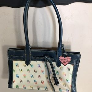 Downey and Bourke small purse